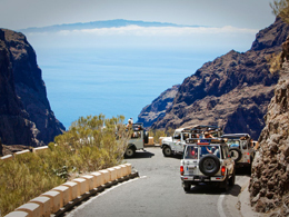 Jeep Safari on Teide and in Masca