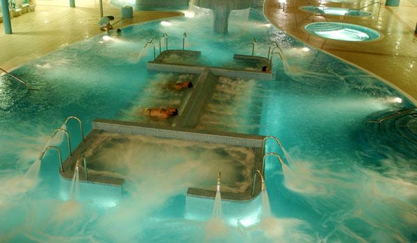 Thermal circuit at aqua club termal wellness disfrutare - Aqua tenerife ...