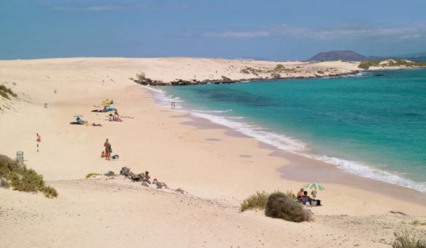 Corralejo beaches